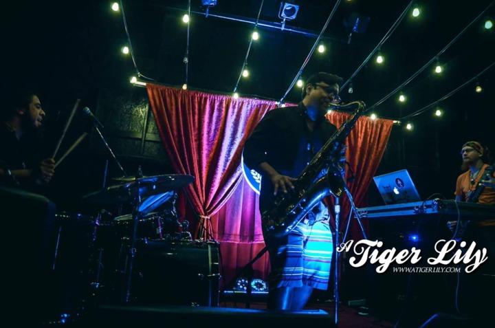 A TIGER LILY Tour Dates
