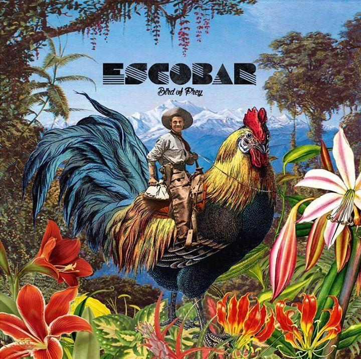Escobar Tour Dates