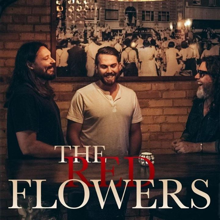The Red Flowers Tour Dates