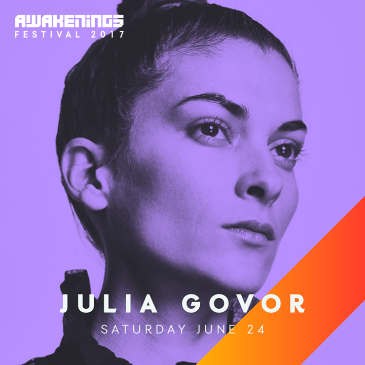 Julia Govor Tour Dates