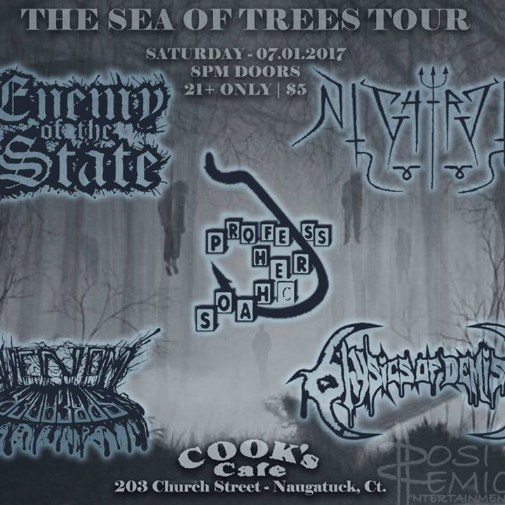 Posidemic Ntertainment Tour Dates