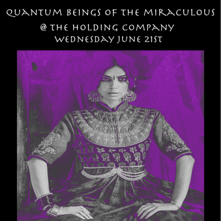 Quantum Beings of the Miraculous Tour Dates