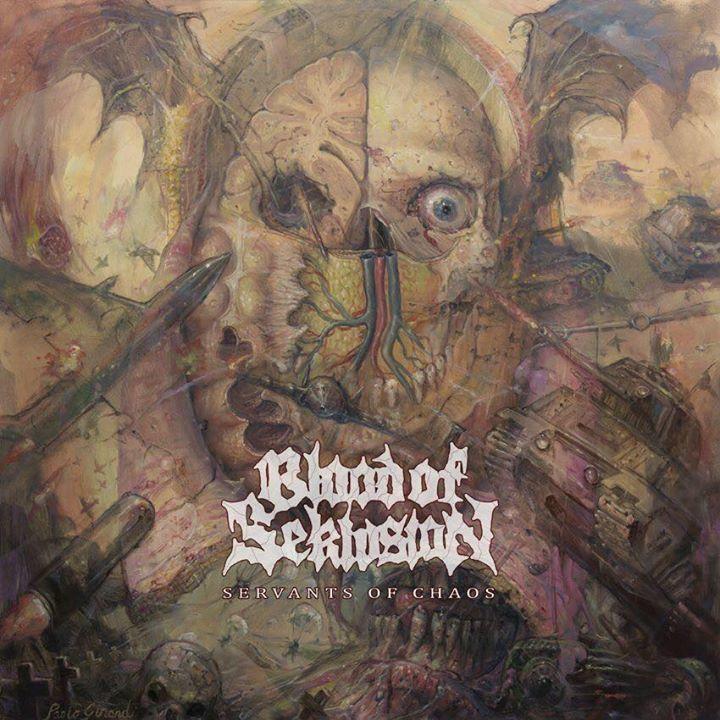 BLOOD OF SEKLUSION Tour Dates