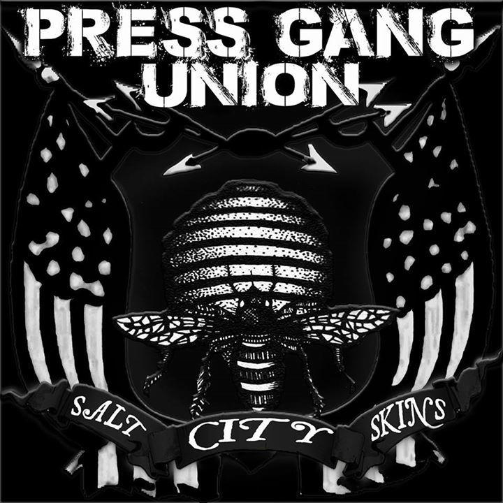 Press Gang Union Tour Dates