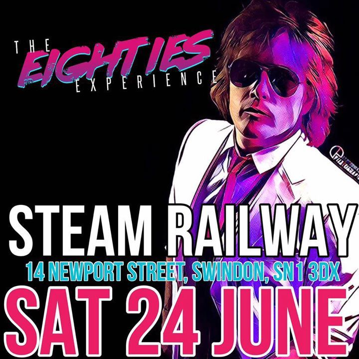 Theeightiesexperience @ Spread Eagle (with GlamStar) - Polesworth, United Kingdom