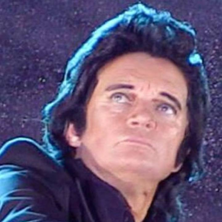 Philip Bauer as Johnny Cash @ UAlbany Performing Arts Center - Albany, NY