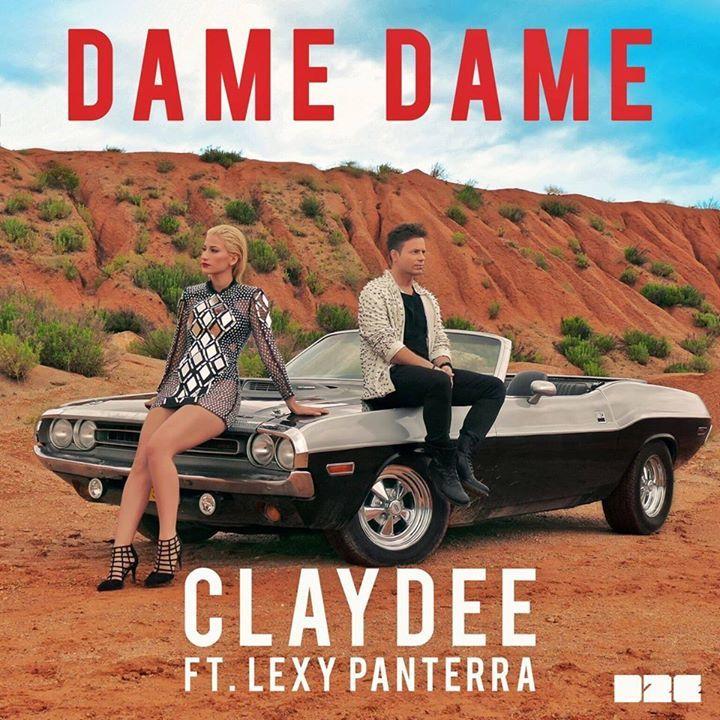 Claydee Lupa Tour Dates