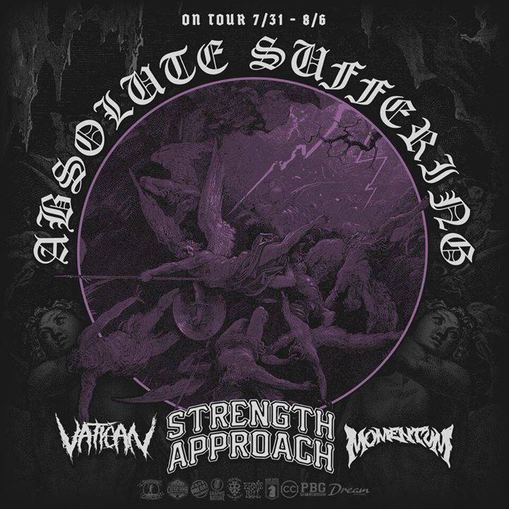 Strength Approach Tour Dates