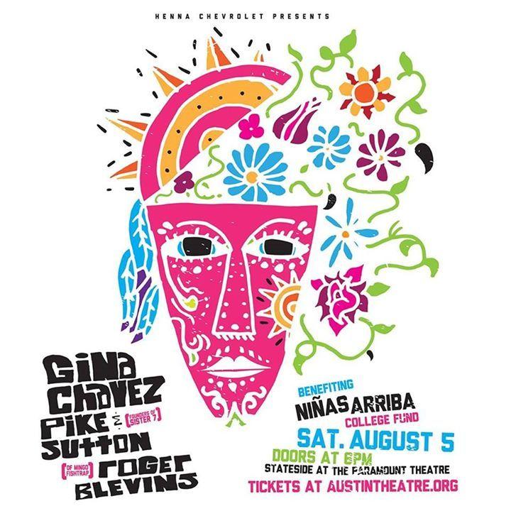 Gina Chavez Tour Dates