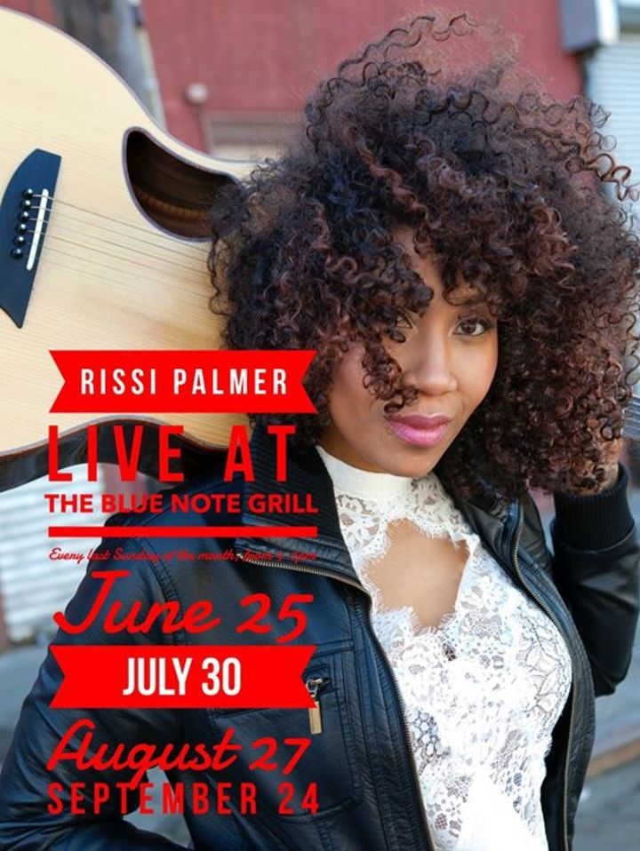Rissi Palmer Tour Dates