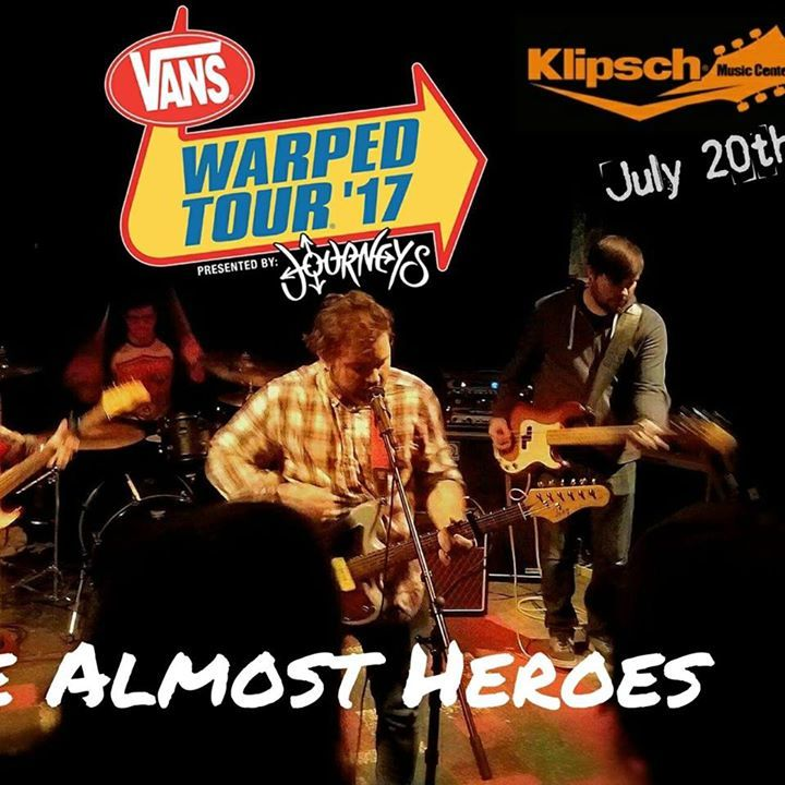 The Almost Heroes Tour Dates