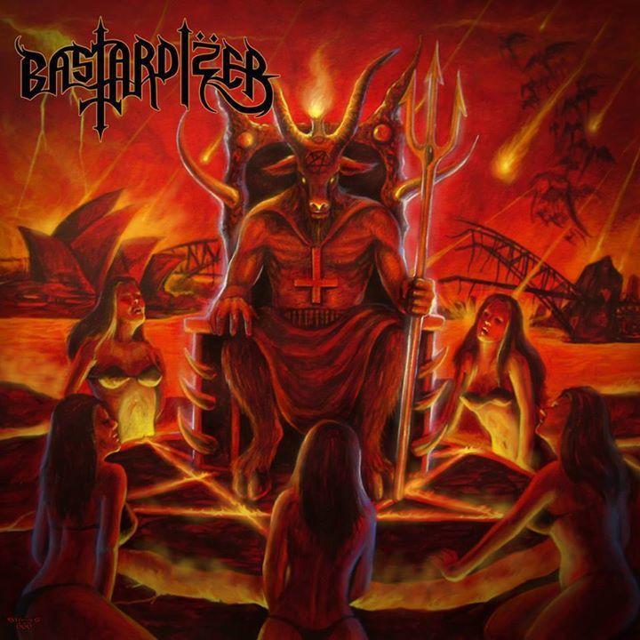 Bastardizer Tour Dates