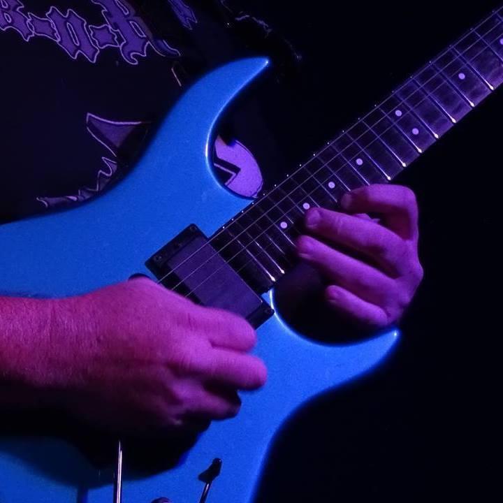Xander Demos, Guitarist @ Whiskey a Go Go - West Hollywood, CA