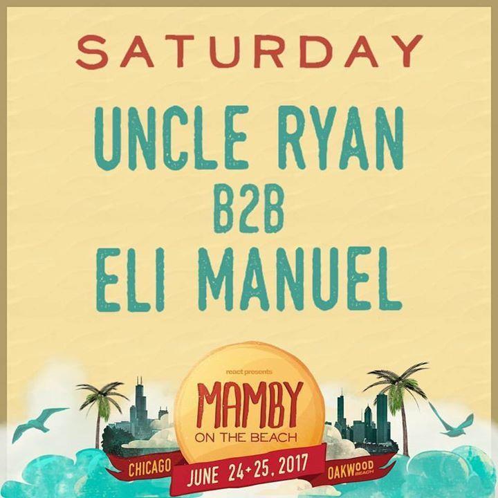 Uncle Ryan Tour Dates