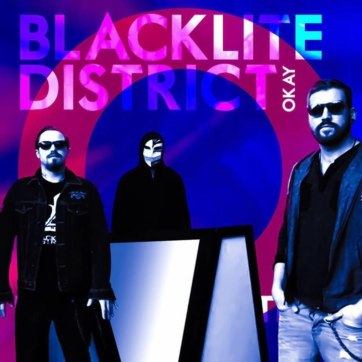 BLACKLITE DISTRICT @ CAPITAL CITY BAR & GRILL - Springfield, IL