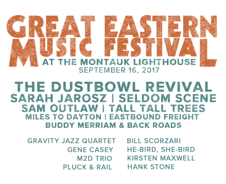 The Dustbowl Revival @ Great Eastern Music Festival  - Montauk, NY