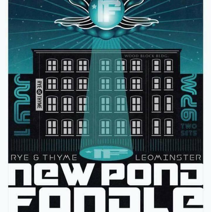New Pond Fondle Tour Dates