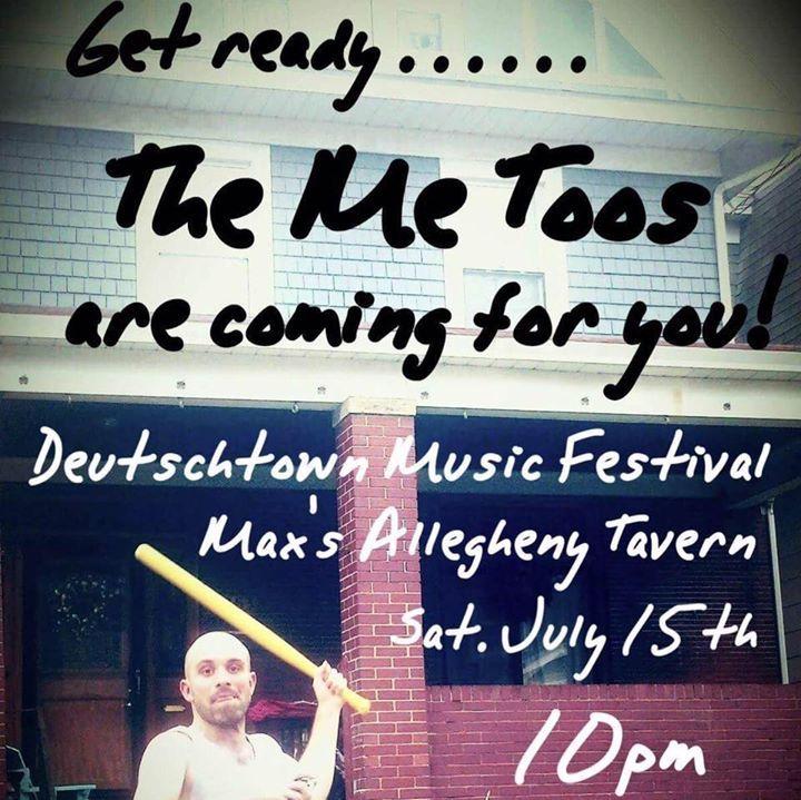 The Me Toos Tour Dates