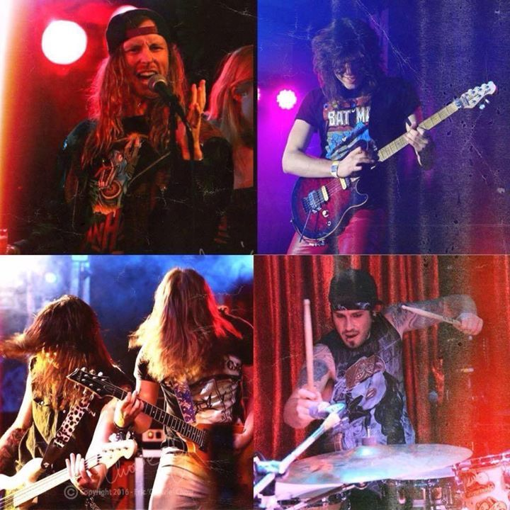 Atomic Riot Tour Dates