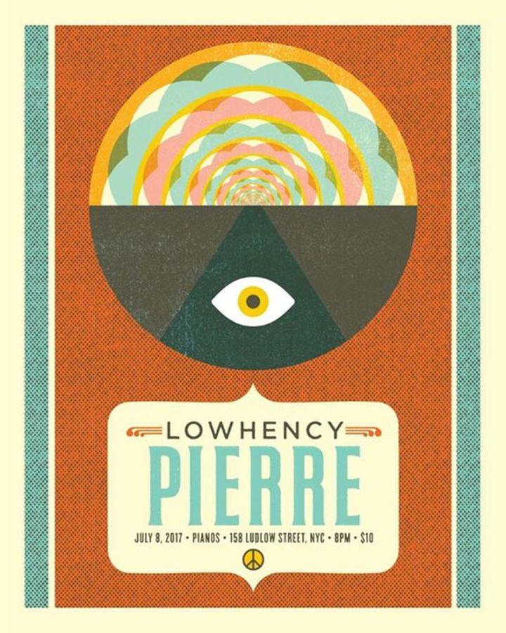 Lowhency Pierre Tour Dates