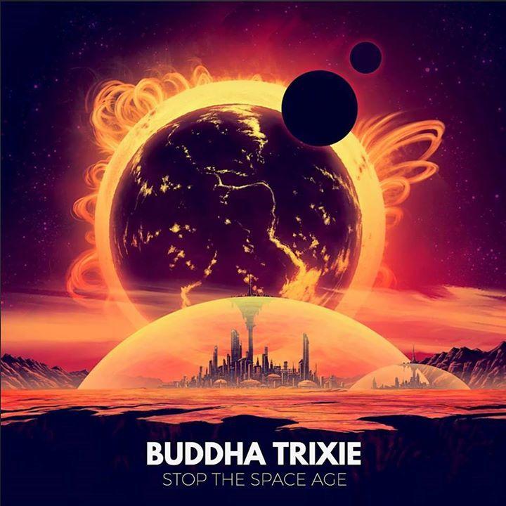 Buddha Trixie Tour Dates
