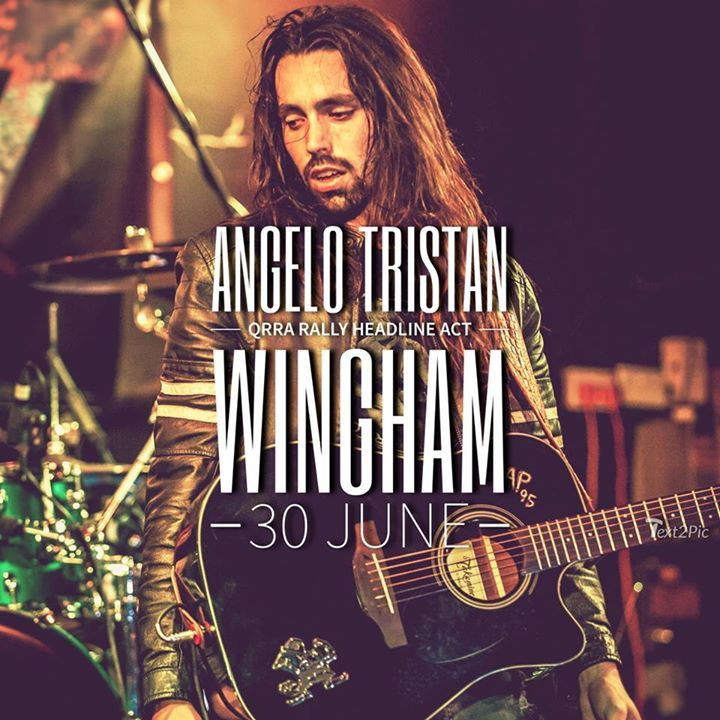 Angelo Tristan @ The Lifeboat - Margate, United Kingdom