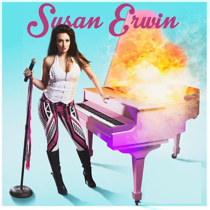 Susan Erwin Tour Dates