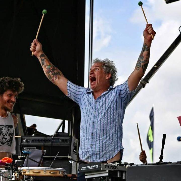 Mike Dillon's New Orleans Punk Rock Percussion Consortium Tour Dates
