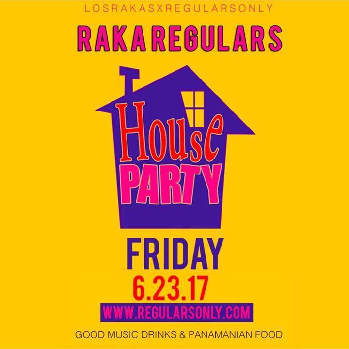 Los Rakas Tour Dates