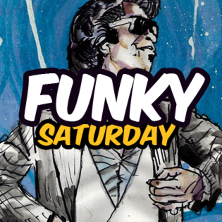 FUNKY SATURDAY NANTES Tour Dates