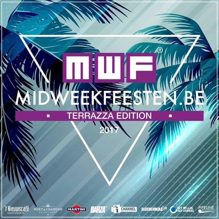 Midweekfeesten Tour Dates