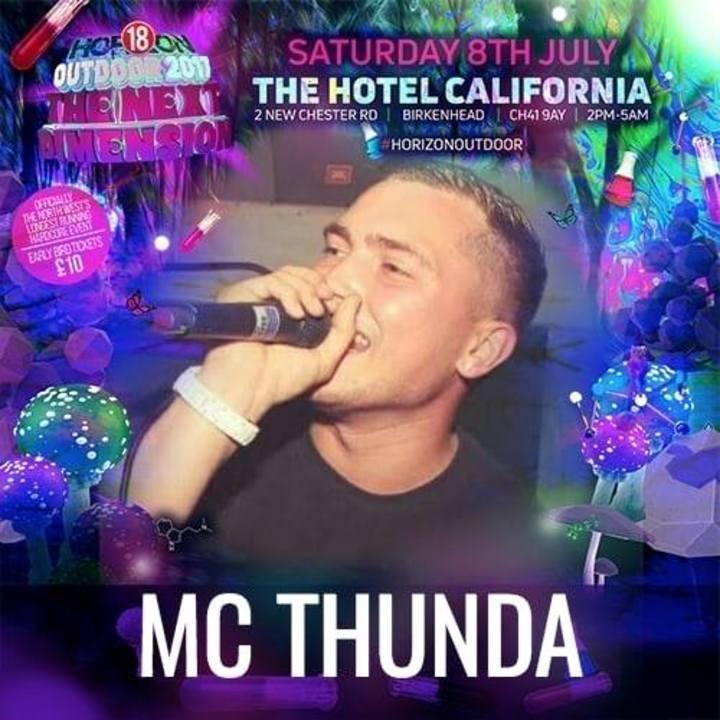 MC Thunda Tour Dates