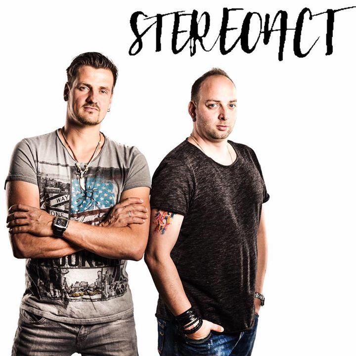 Ric & Rixx - Stereoact Tour Dates