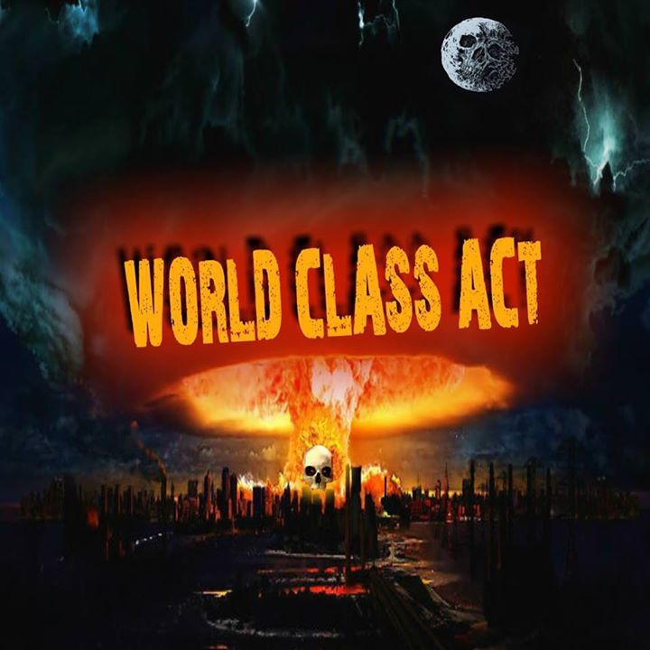 WORLD CLASS ACT Tour Dates
