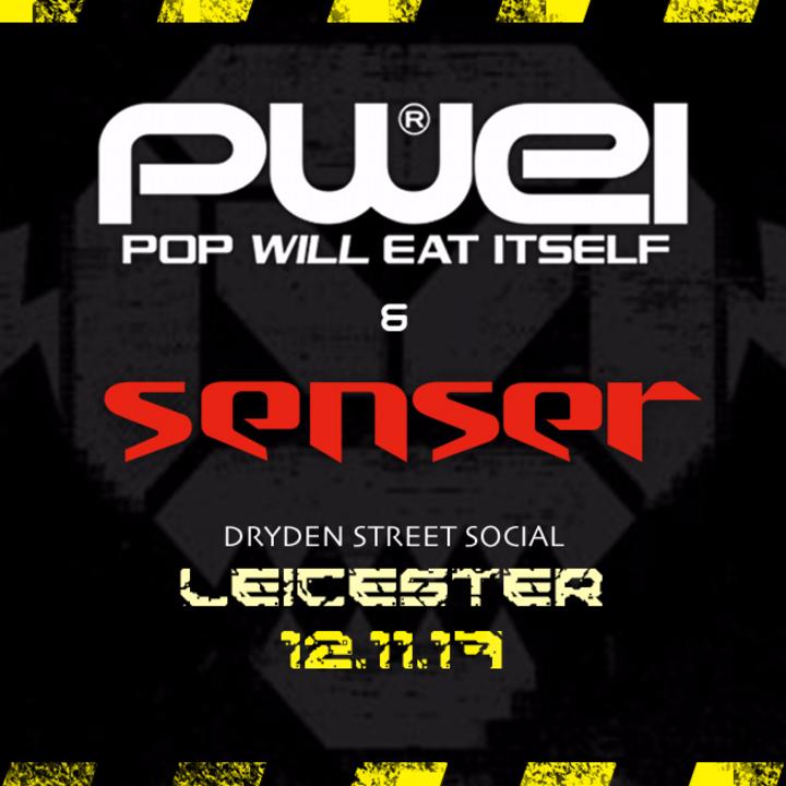 Senser @ Dryden Street Social - Leicester, United Kingdom