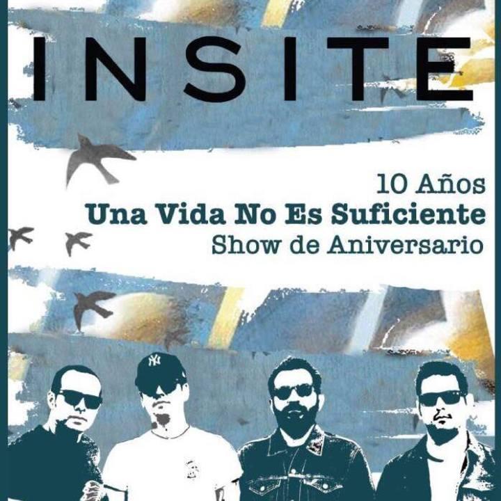 Insite Tour Dates