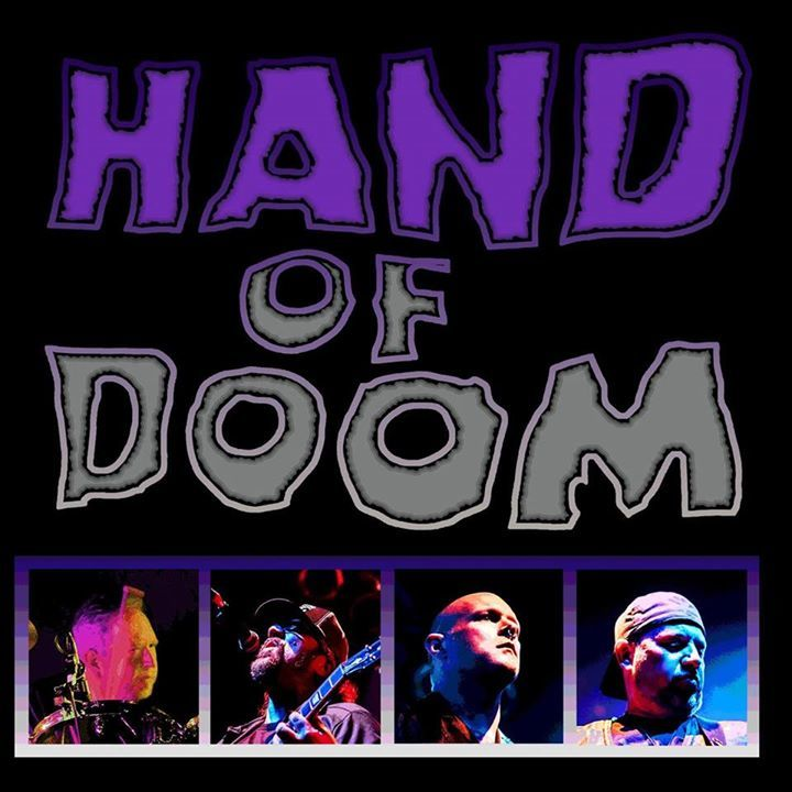 Hand of Doom Tour Dates