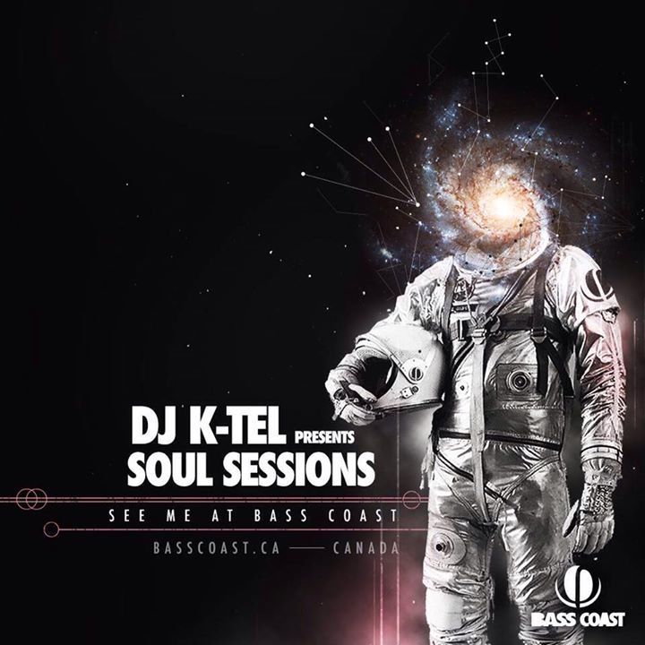 DJ K-Tel Tour Dates
