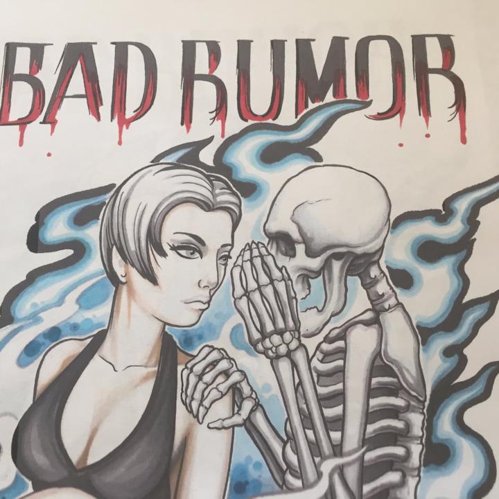 Bad Rumor Tour Dates
