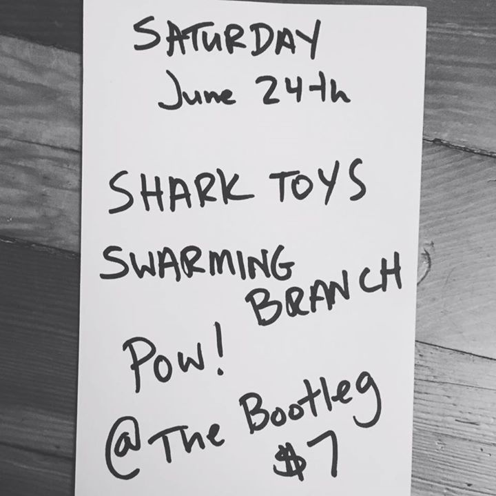 Shark Toys Tour Dates
