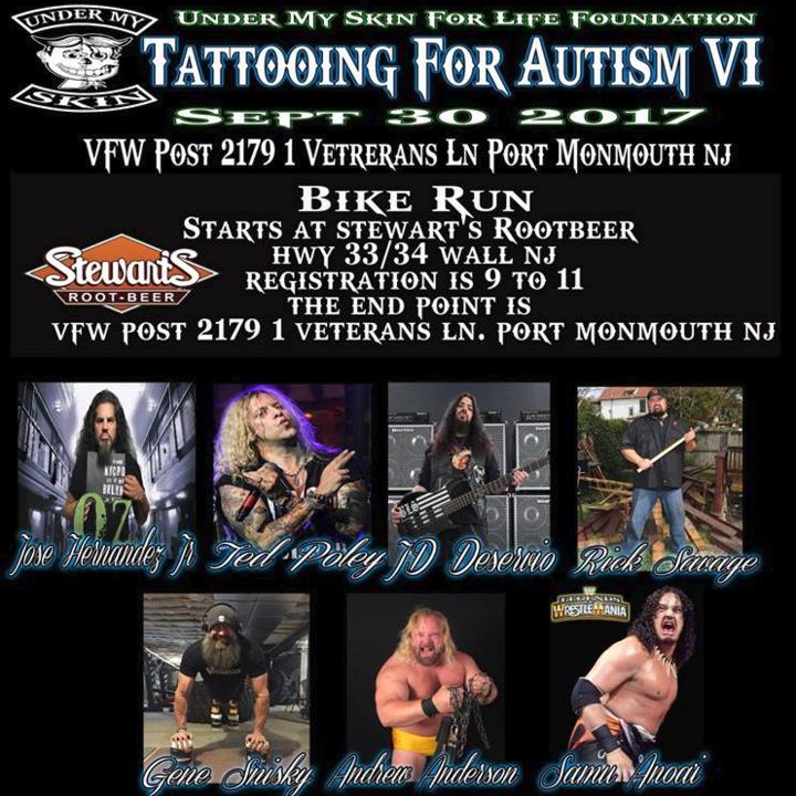 Ryder @ VFW Post 2179 - Port Monmouth, NJ