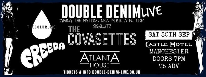 The Covasettes @ The Castle Hotel - Manchester, United Kingdom
