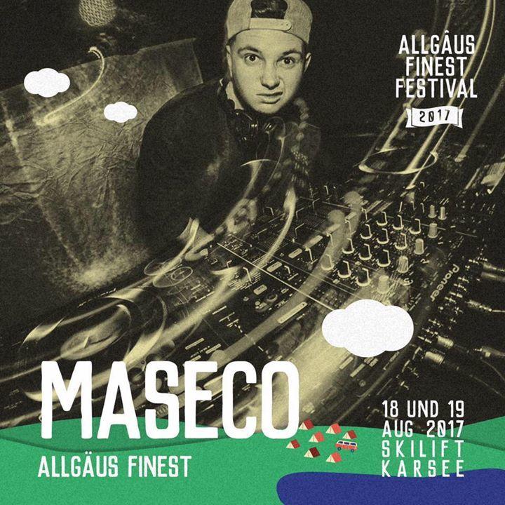 MASECO Tour Dates