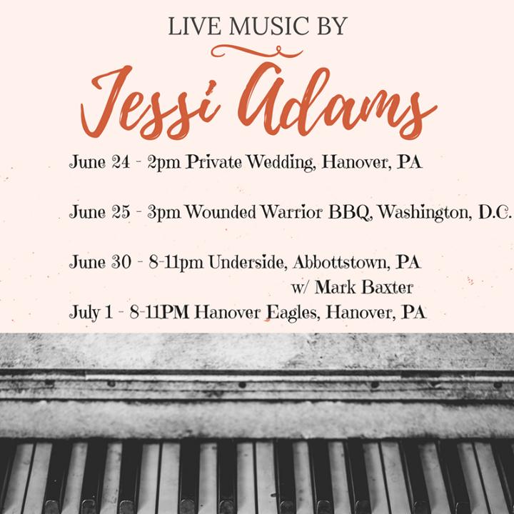 Jessi Adams Tour Dates