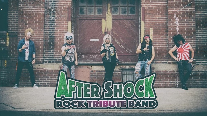 After Shock @ Thirsty Sportsman - Des Moines, IA