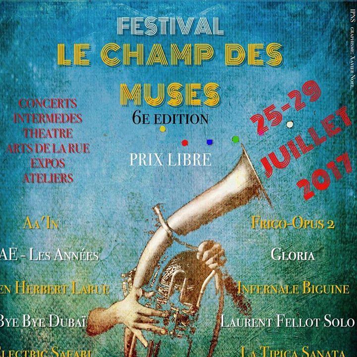 Le Champ Des Muses Tour Dates