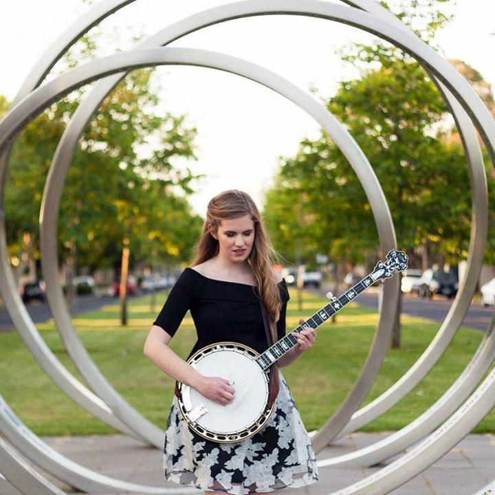 "Taylor Pfeiffer ""The Banjo Girl"" @ Carrieton Rodeo Showgrounds - Carrieton, Australia"