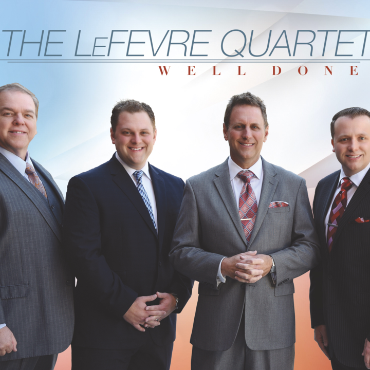 The LeFevre Quartet @ National Quartet Convention - Pigeon Forge, TN