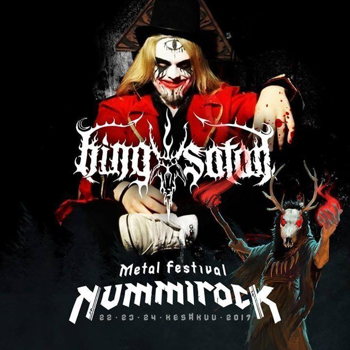 King Satan Tour Dates