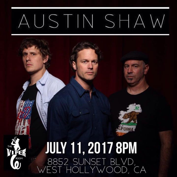 Austin Shaw Tour Dates